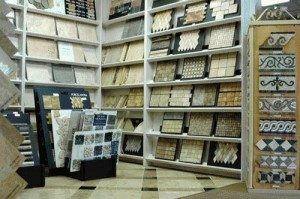 Mees has a wides assortment of tile, granite, marble and other natural stone options