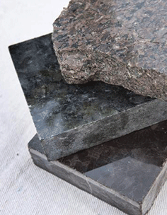 Granite color selection