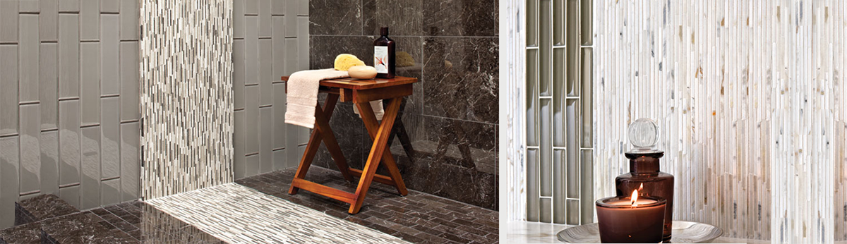 Tile and natural stone make a statement